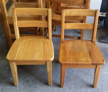 woodenchairs